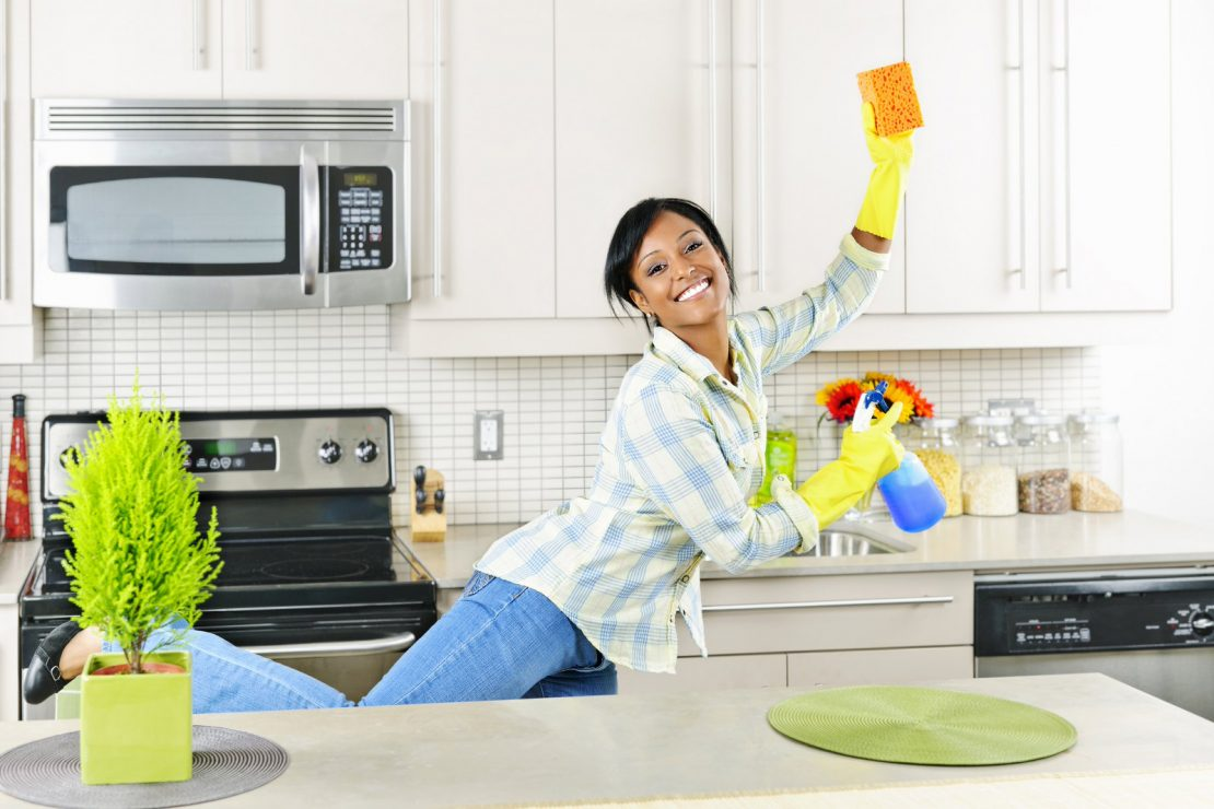 Spring Cleaning tips by apartments ann arbor michigan